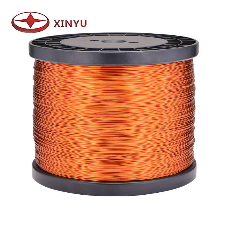 0.05-3.10mm PEW 130 Class B Magnet Round Copper Wire, Magnetic Copper Wire