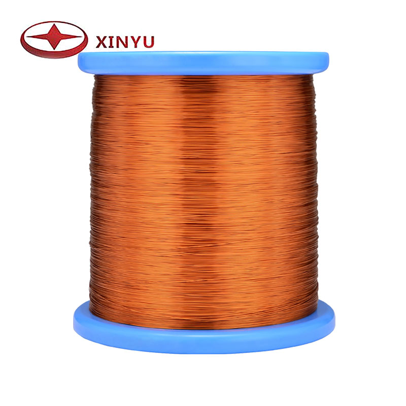 0.20-0.70mm 155C Polyester Aluminum Winding Wire For Small Transformer Winding