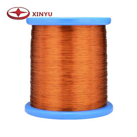 0.05-3.10mm PEW 130 Class B Enamelled Round Copper Wire