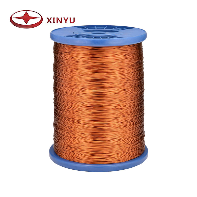China Factory Price QXY-2/220 Grade 2 Round Enamelled Copper Wrire