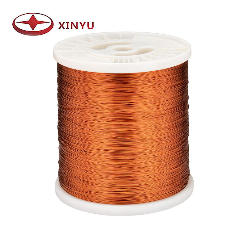 0.20-6.50mm AIW 220 Class L Enamelled Round Copper Wire