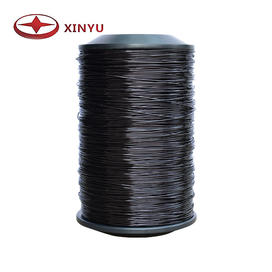 Calibre AWG 5-22 QZYL-2/180 Aluminum Winding Wire For Transformer