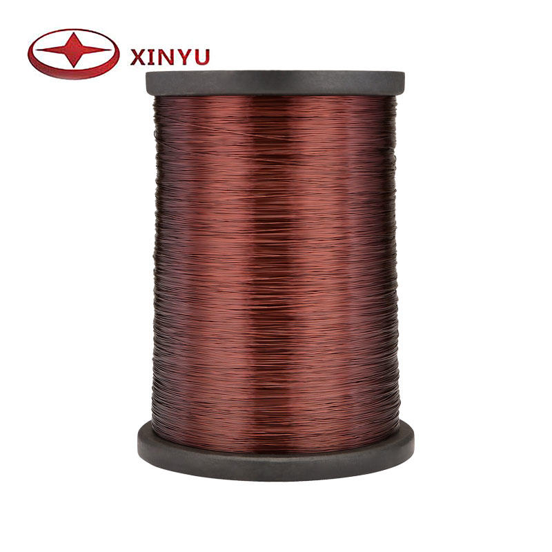 0.20-0.30mm 200C Polyamide-Imide Aluminum Winding Wire For Ceiling Fan Coil Winding