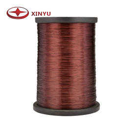 0.20-0.30mm 130C Polyester Aluminum Winding Wire For Ceiling Fan Coil Winding