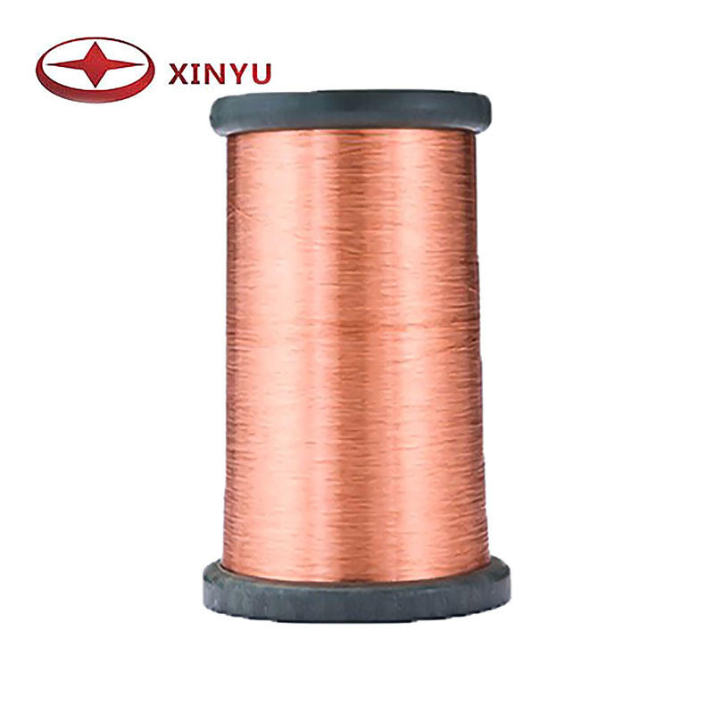 0.10-0.30mm UEW Self Solderable Copper Winding Wire For Pickup Coil Wire