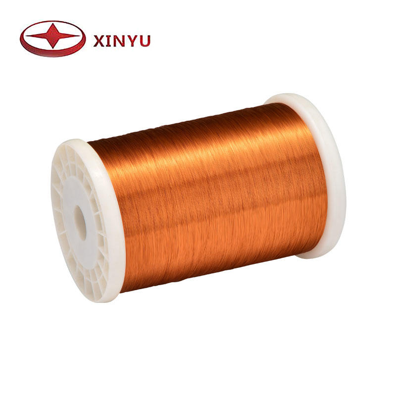 0.10-0.30mm UEW Self Solderable Enamelled Copper Wire For Pickup Coil Wire