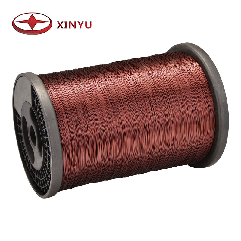 0.25-0.50mm 200C Polyamide-Imide Enameled Aluminum Wire For Electric Motor Coil Winding