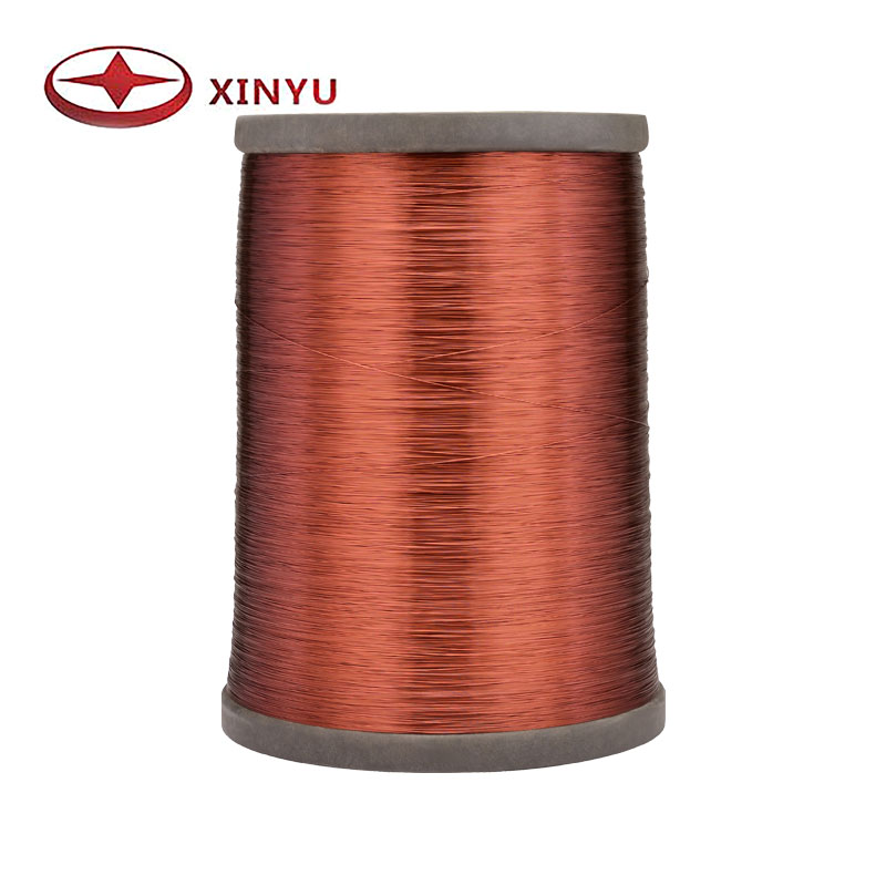 0.50-0.80mm 200C Polyamide-Imide Enameled Aluminum Wire For Washing Machine Coil Winding