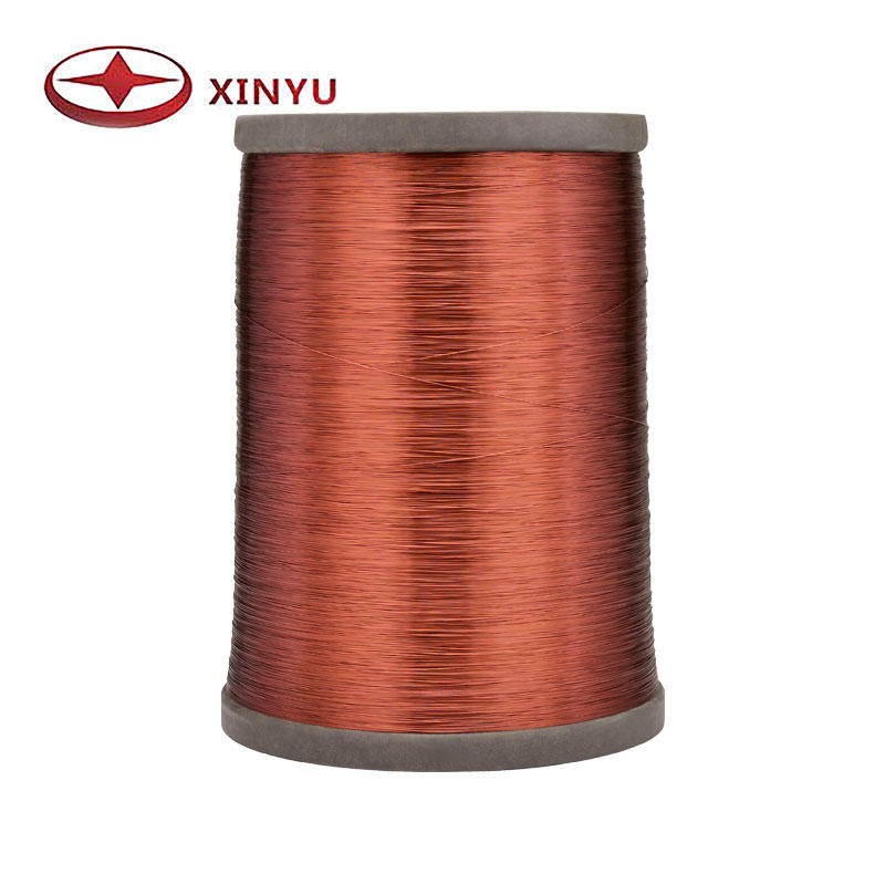 0.50-0.80mm 130C Polyester Enamelled Aluminum Wire For Washing Machine Coil Winding