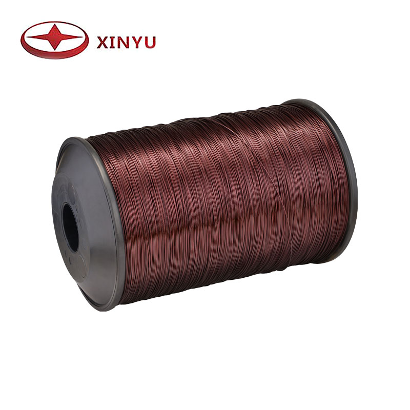 0.20-0.70mm 200C Polyamide-imide Copper winding wire for small transformer winding