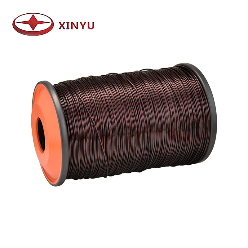 1.00-5.00mm 220C Polyamide Aluminum Winding Wire For Transformer Winding Material