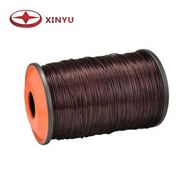 1.00-5.00mm 130C Polyester Enamelled Aluminum Wire For Transformer Winding Material